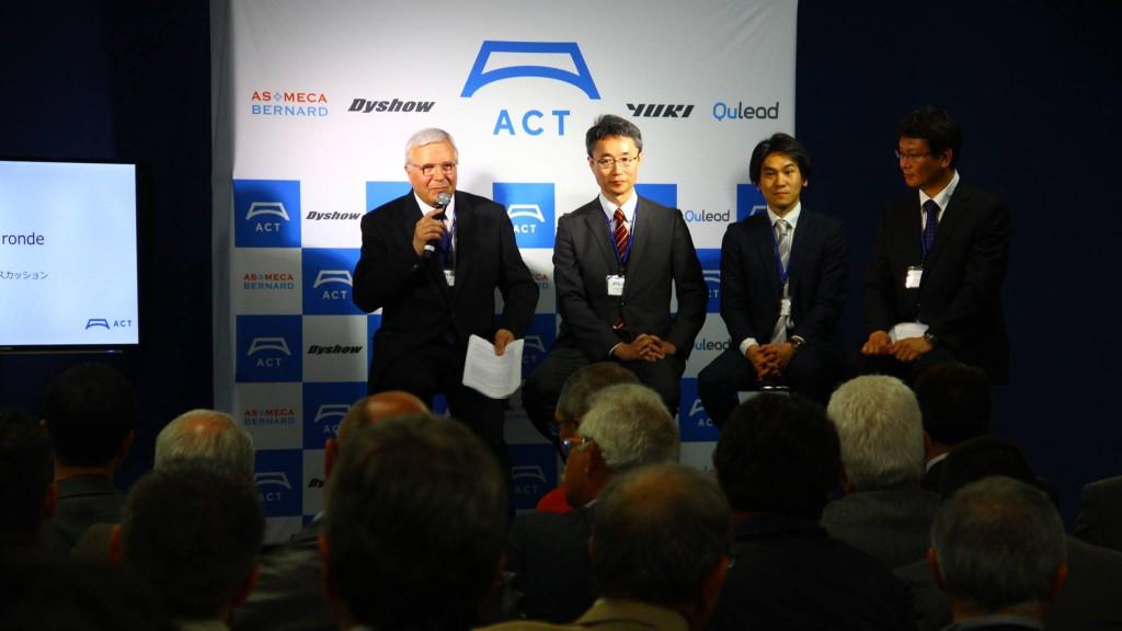 ACT4社の社長